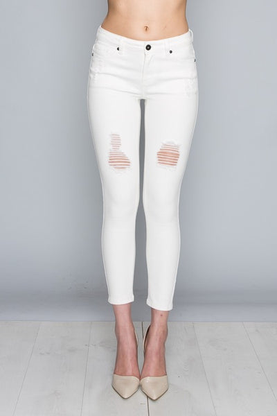 Destroyed Crop Jean