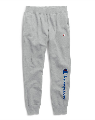 Men's Reverse Weave® 90's Flocked Logo Joggers