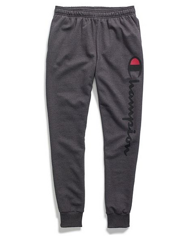 Men's Powerblend® Fleece Vertical Script Logo Joggers