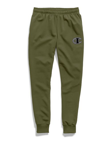 Men's Powerblend® Fleece C Logo Chainstitch Joggers