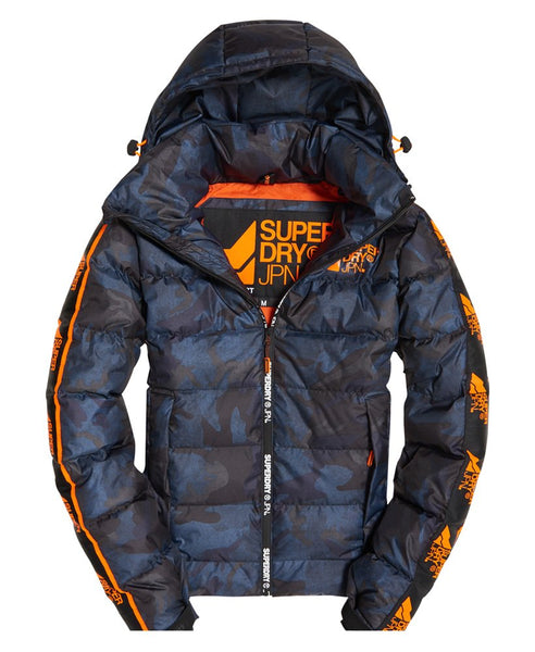 Glacial Utility Puffer Jacket
