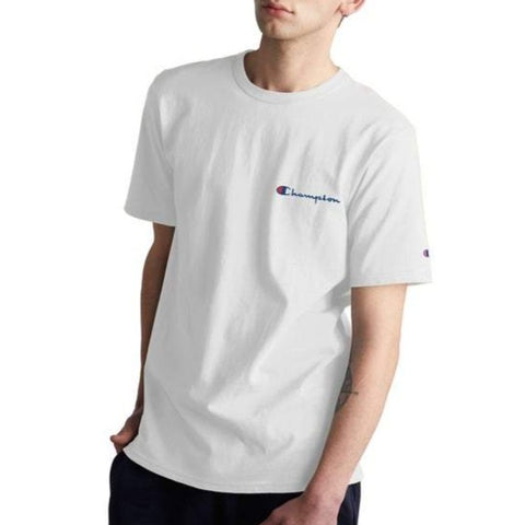 Champion Life® Men's Embroidered Script Logo Tee