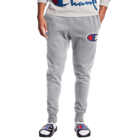 Champion Life™ Chenille C Logo Reverse Weave Joggers