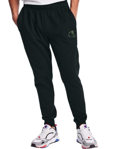 Men's Camo C Logo Fleece Joggers