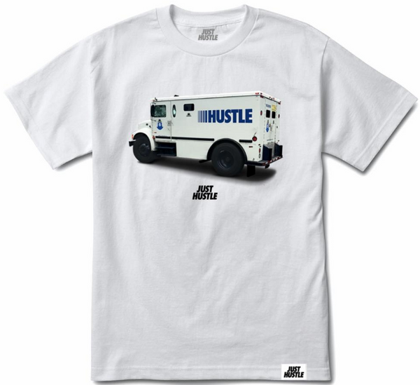 Hustle Brinks Tee