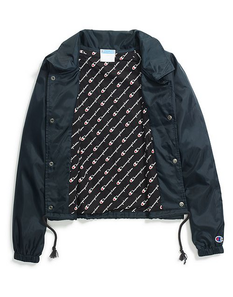 Champion Life® Women's Cropped Coaches Jacket