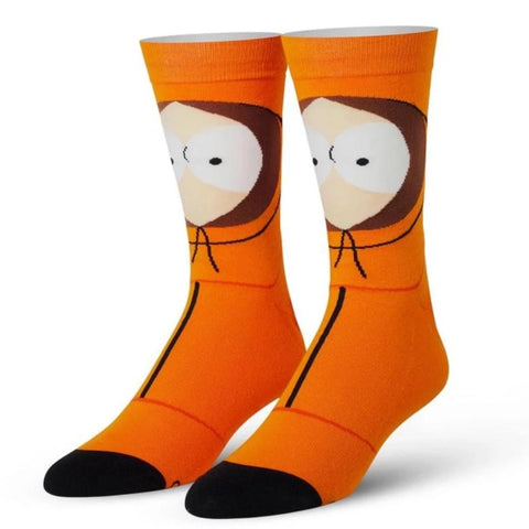 Kenny McCormick South Park Socks