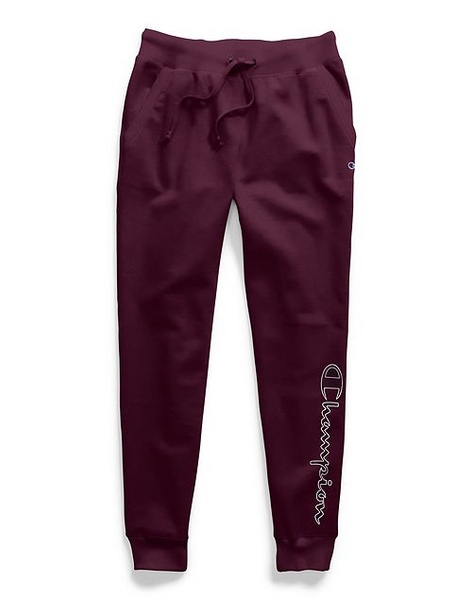 Women's Outline Logo Powerblend® Fleece Joggers