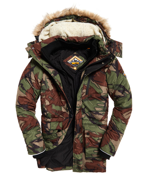 SD Expedition Parka Jacket