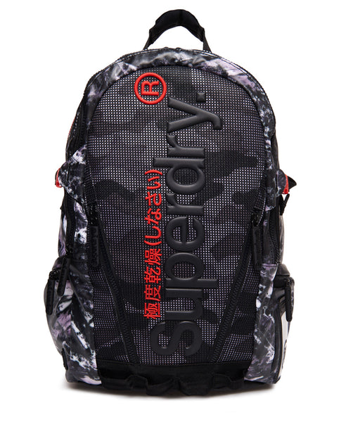 Mesh Tarp Backpack