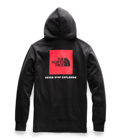 Men's Red Box Pullover