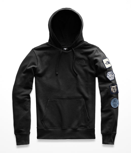 Men's Urban Patches Pullover Hoodie