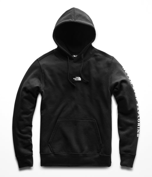 Men's Patches Pullover