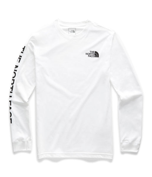 Men's Long-Sleeve Brand Proud Cotton Tee