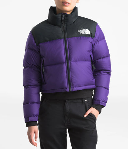Women's Nuptse Crop Jacket