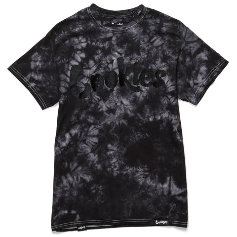 Original Logo Crystal Wash Tie Dye Tee