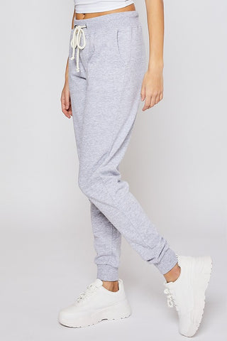 Cotton Terry Relax Fit Jogger