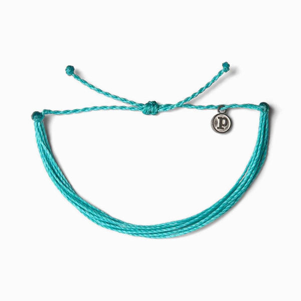 Solid Pacific Blue Bracelet
