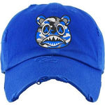 Royal Camo Baws Hat