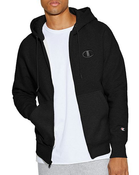 Champion Super Hood® 2.0 Men's Full Zip Hoodie