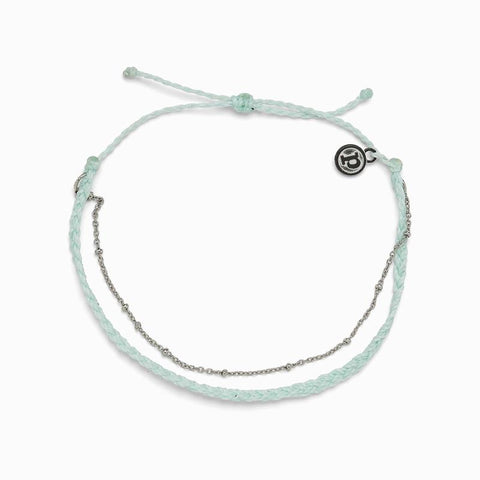 Satellite Chain Anklet