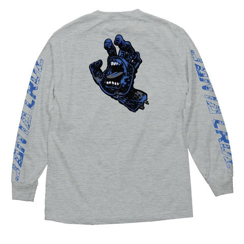 Hand Splatter Long Sleeve Tee
