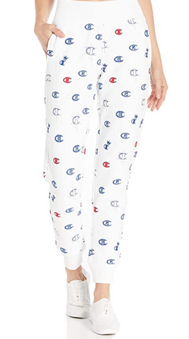 Champion Life® Women's Reverse Weave® All over Print Joggers