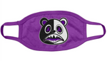 Purple Scar Baws Fashion Mask