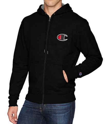 Chainstitch Outline C Logo Hoodie