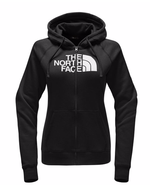 Women's Half Dome Full Zip Hoodie