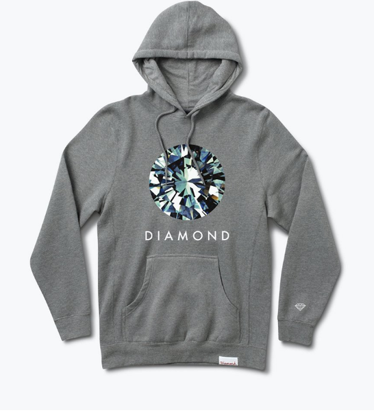 Dispersion Pullover Hoodie