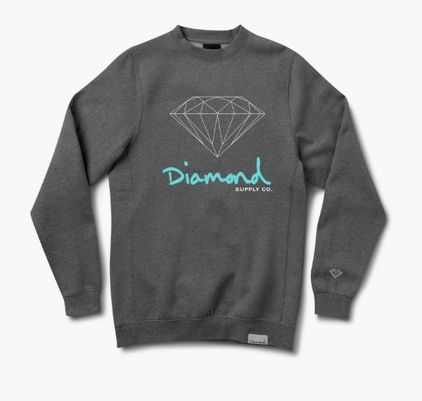OG Sign Crewneck Sweatshirt