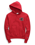 Champion Life® Sublimated C Logo Reverse Weave® Pullover Hood
