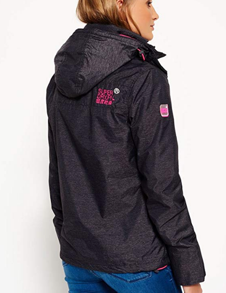 Pop Zip Hooded Arctic SD-Windcheater