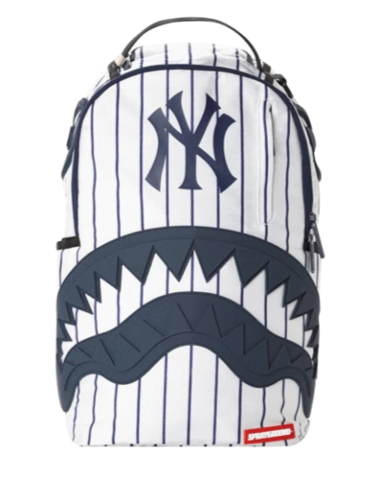 MLB NY Yankees Shark Backpack