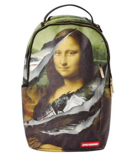 Hidden Stash Backpack