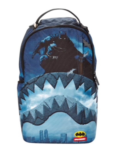 Batman 80th Anniversary Shark Backpack
