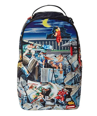 Street Fighter Backpack