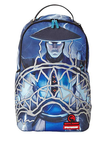 Mortal Kombat Raiden Backpack