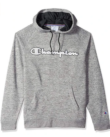 Men's Graphic Tech Fleece Pullover Hood