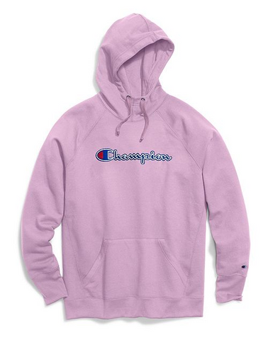 Women's Felt Logo Powerblend® Fleece Pullover
