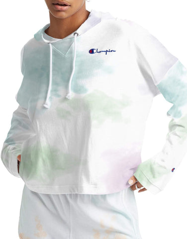 Women's Cloud Dye Summer Oversized Hoodie