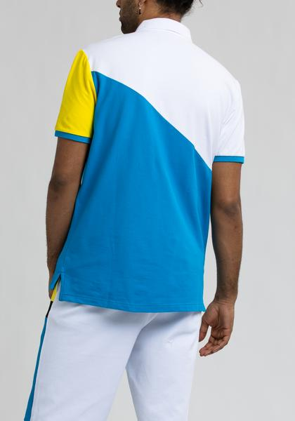 89 Colorblock Polo