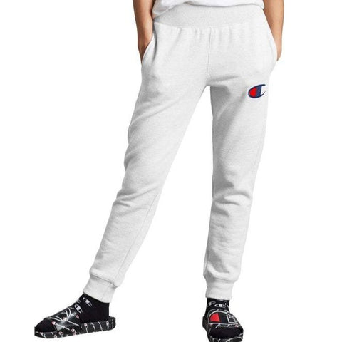 Women's Reverse Weave® Embroidered Big C Logo Joggers
