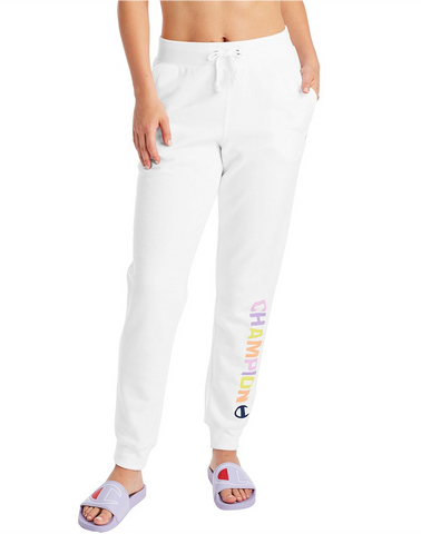 Women's Pop Color Logo Powerblend Joggers