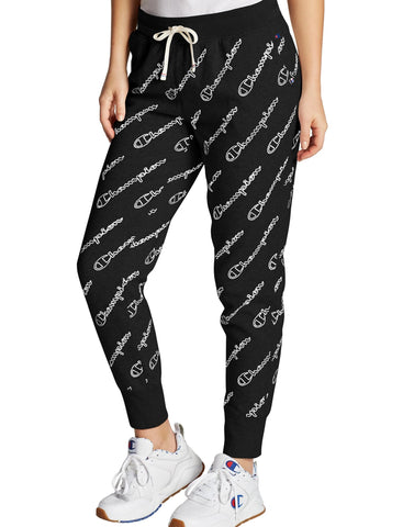 Women's All Over Print Heritage Jogger