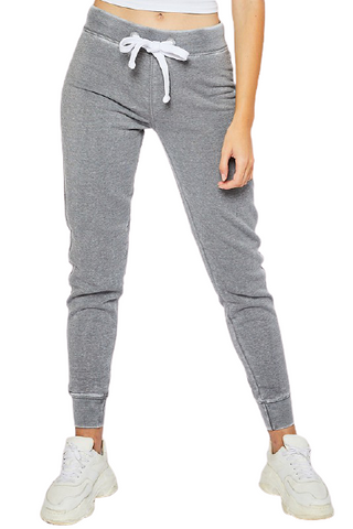 Burnout Fleece Jogger