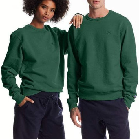 Men's Powerblend® Fleece Pullover Crew