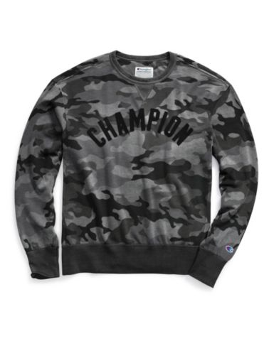 Champion Vintage Dye Fleece Crew