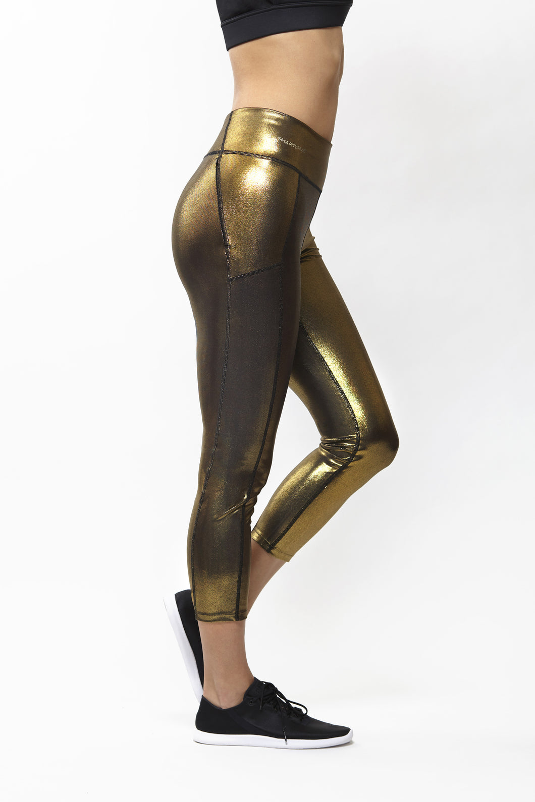 Belle Gold Capri
